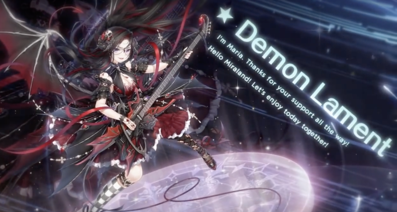 Demon Lament, Love, Nikki, miracle, concert, hell, event, suits glow, sticks, guide, tips, cost
