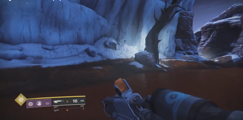 Dynamo Destiny 2 Sleeper Simulant Nodes guide locations all 40  mars, get, exotic, futurescape, terminus, console, drift, flammable, subterrane, chasm, warming expansion dlc