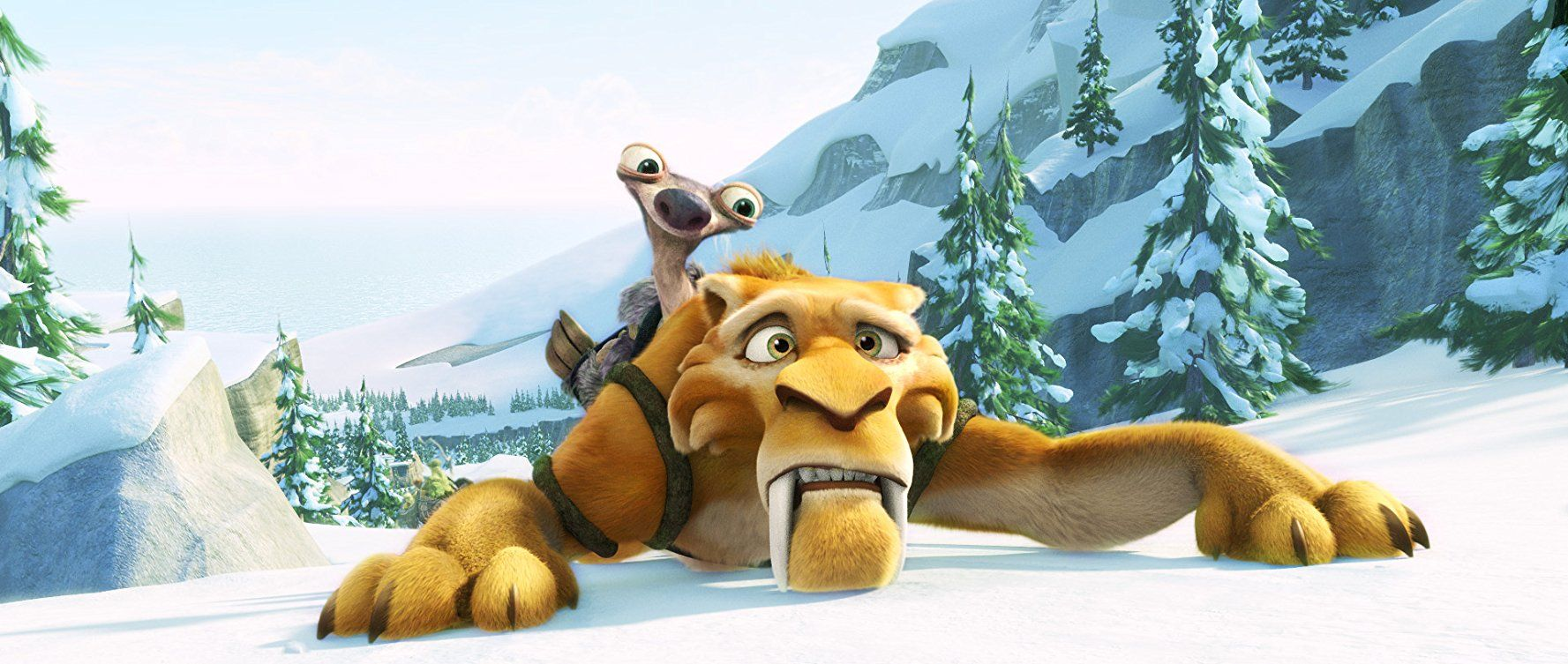 "29. ""Ice Age: Continental Shift"""