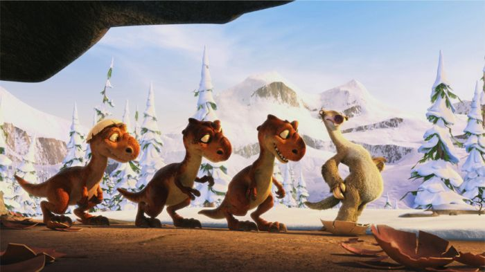 27. Ice Age: Dawn of the Dinosaurs