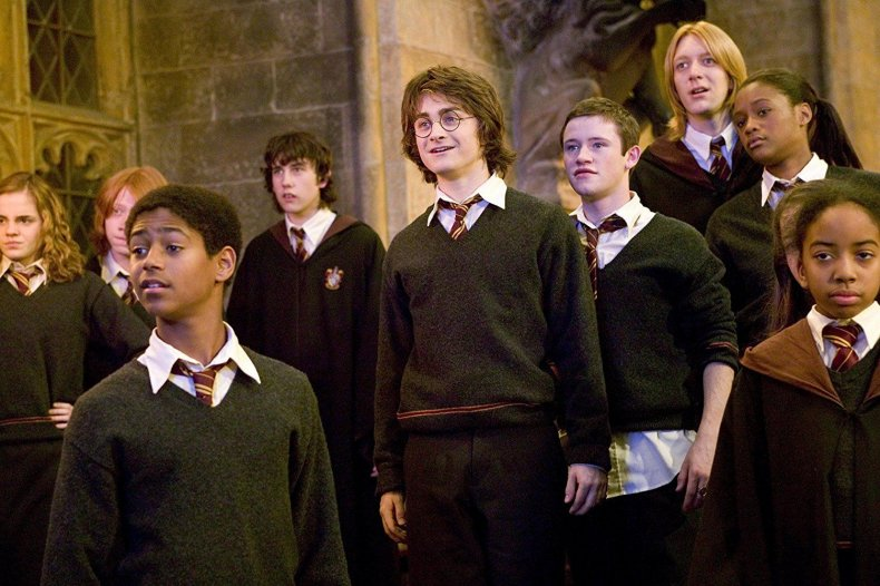 25 Harry Potter and the Goblet of Fire