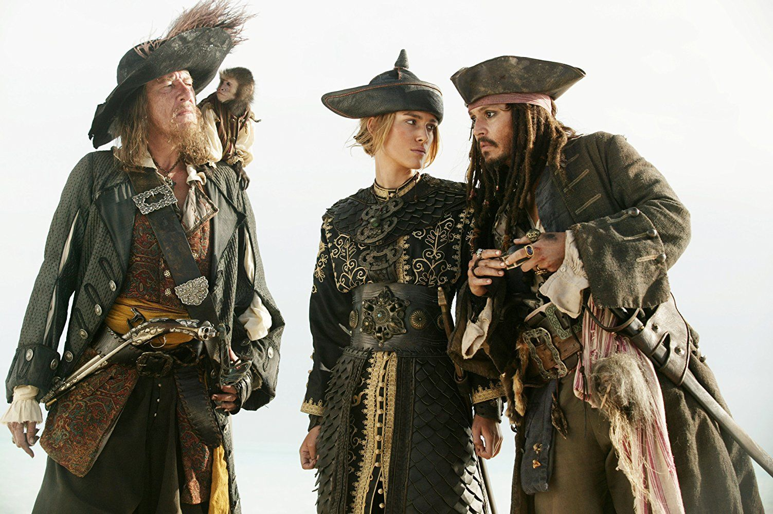 21 Pirates of the Caribbean- At World's End