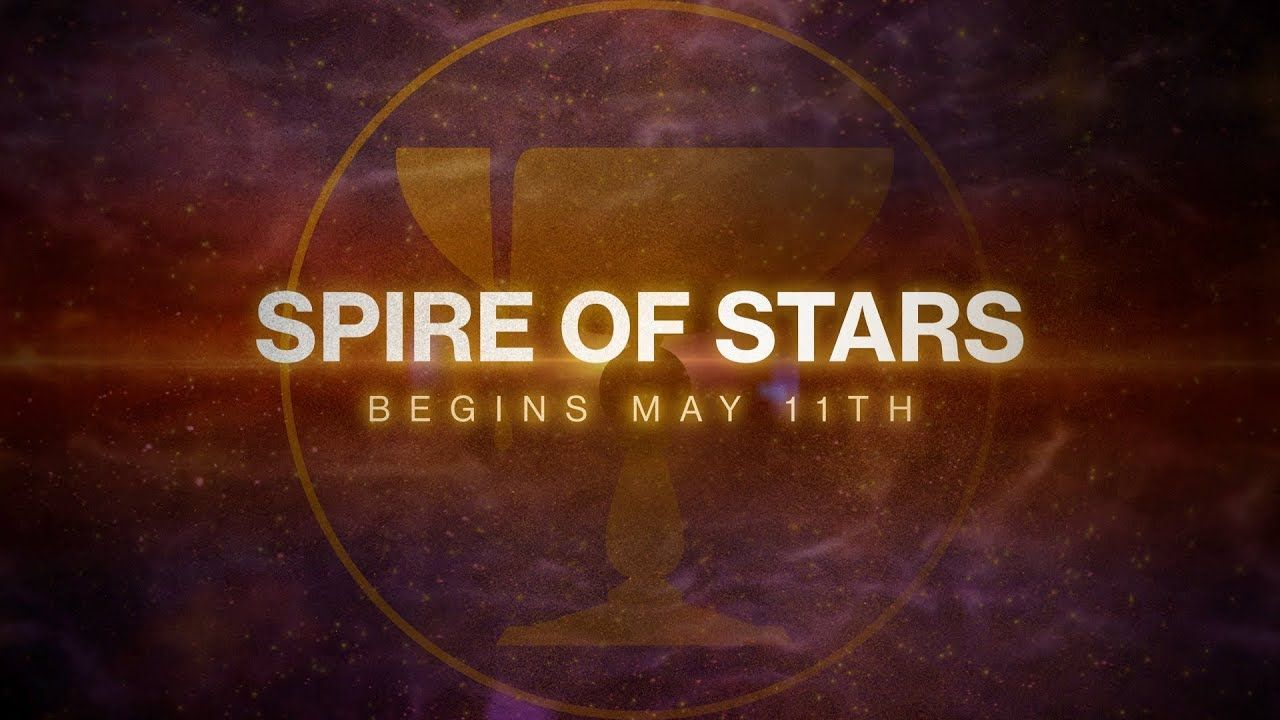 Destiny 2 Spire of stars guide logo