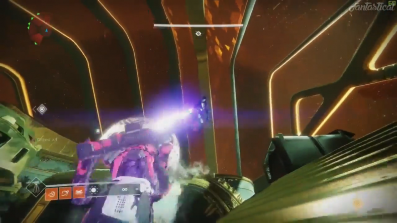 Destiny 2 Sheilds down
