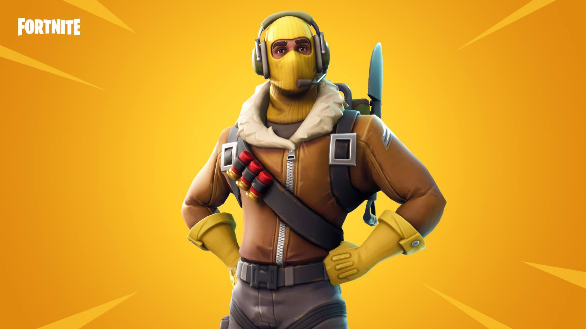 Fortnite raptor outfit