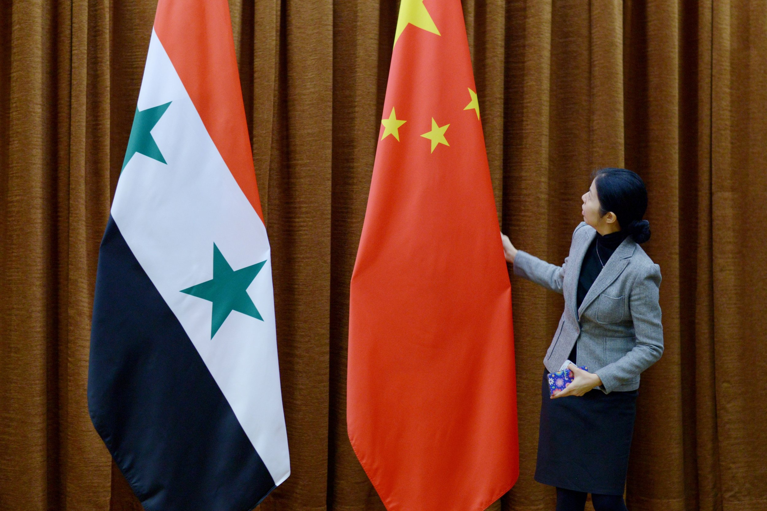 china and syria relationship