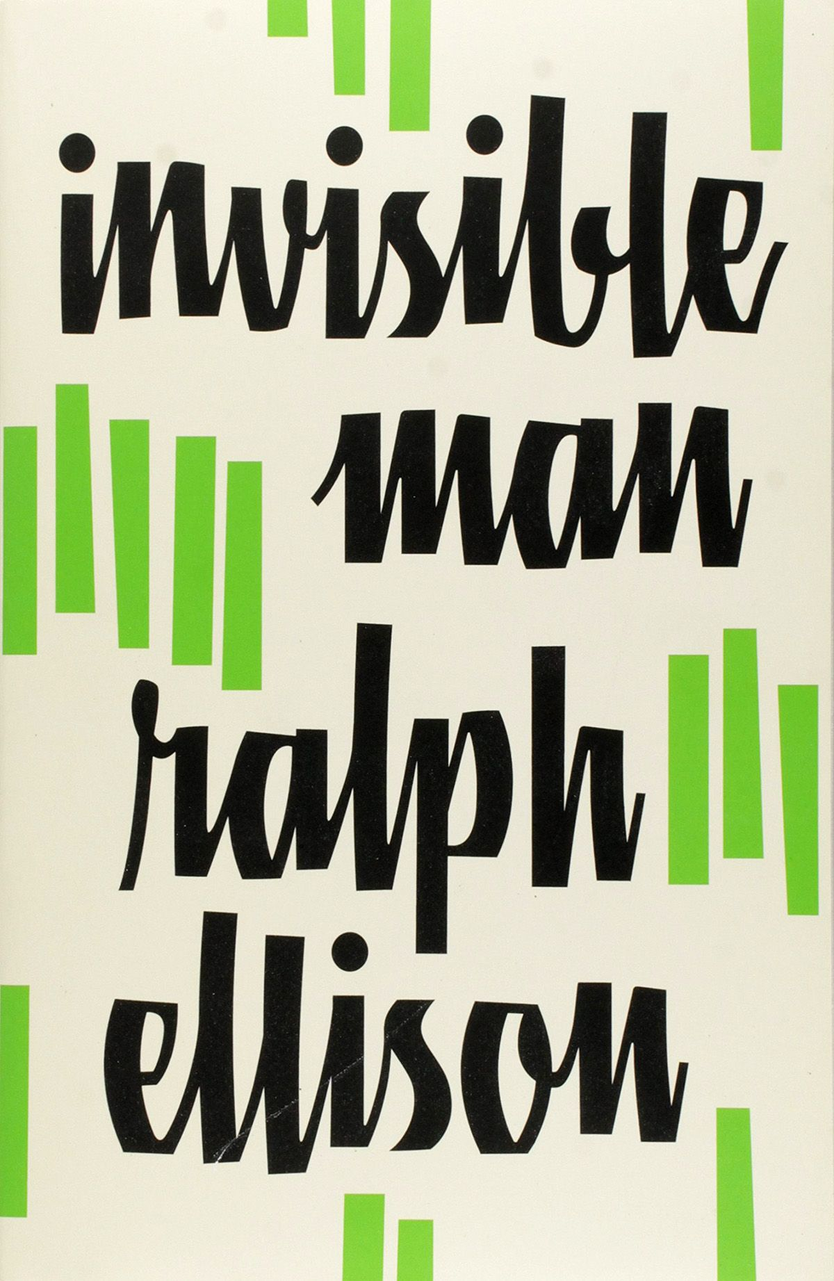 04 Invisible Man, by Ralph Ellison