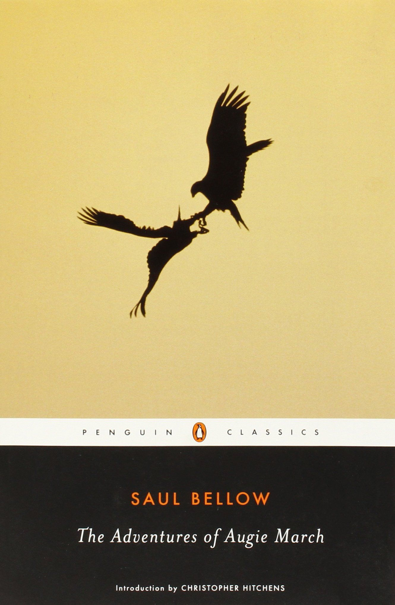 05 The Adventures of Augie March, Saul Bellow