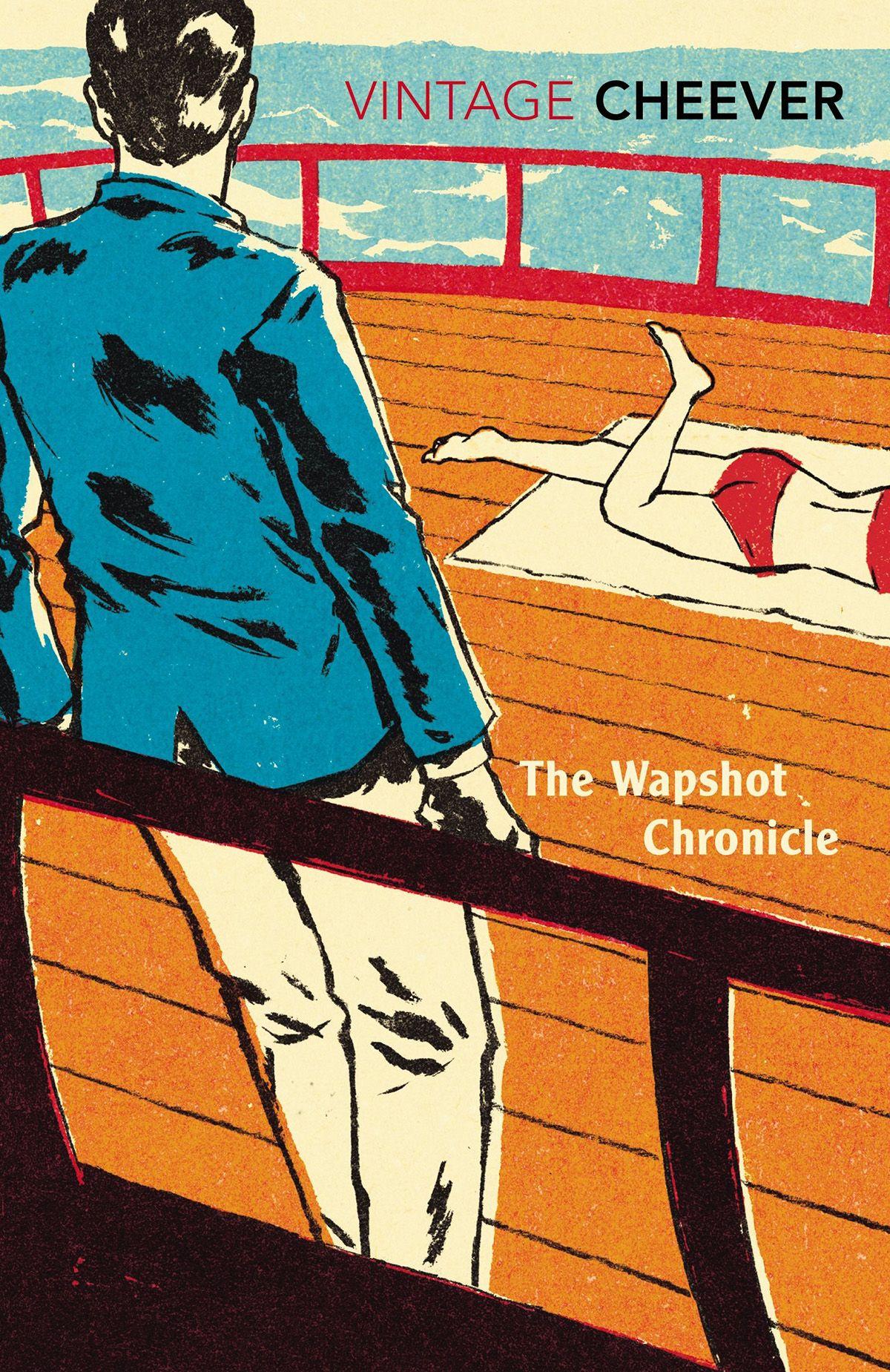 09 The Wapshot Chronicle, by John Cheever