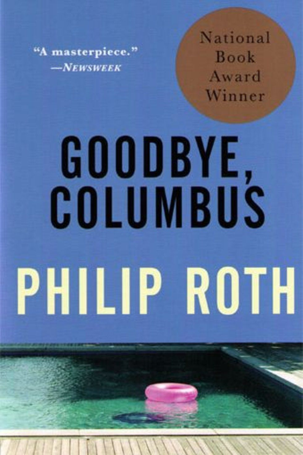 11 Goodbye, Columbus, by Philip Roth