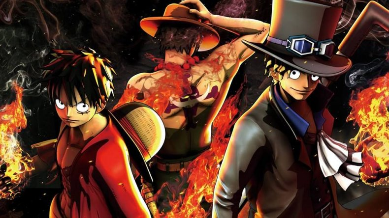One-Piece-Chapter-luffy Sabo
