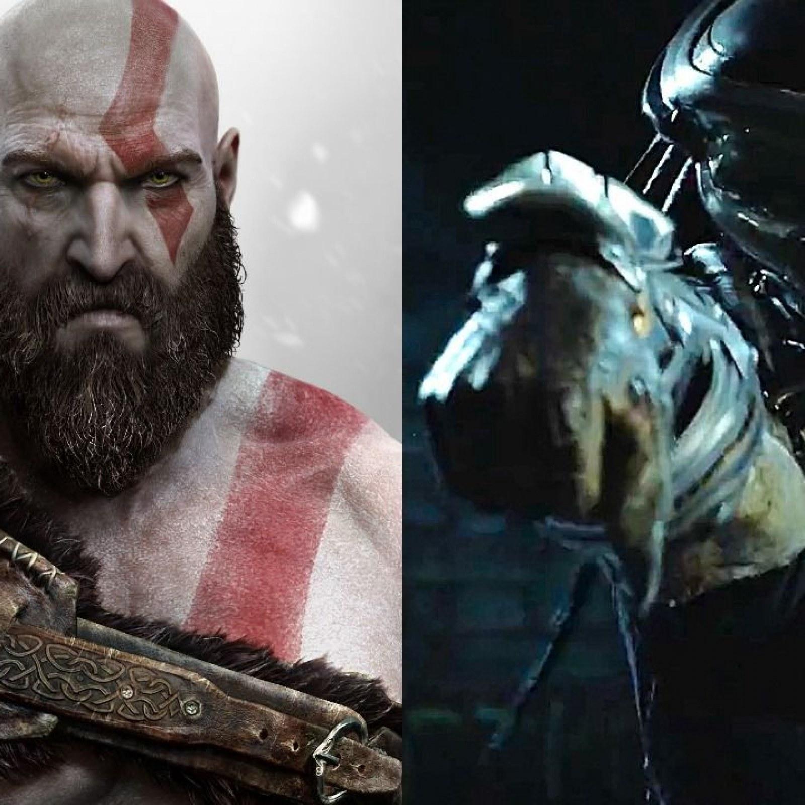 God Of War S Kratos Inspired The New Predator