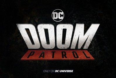 DOOM PATROL dc universe shows streaming service