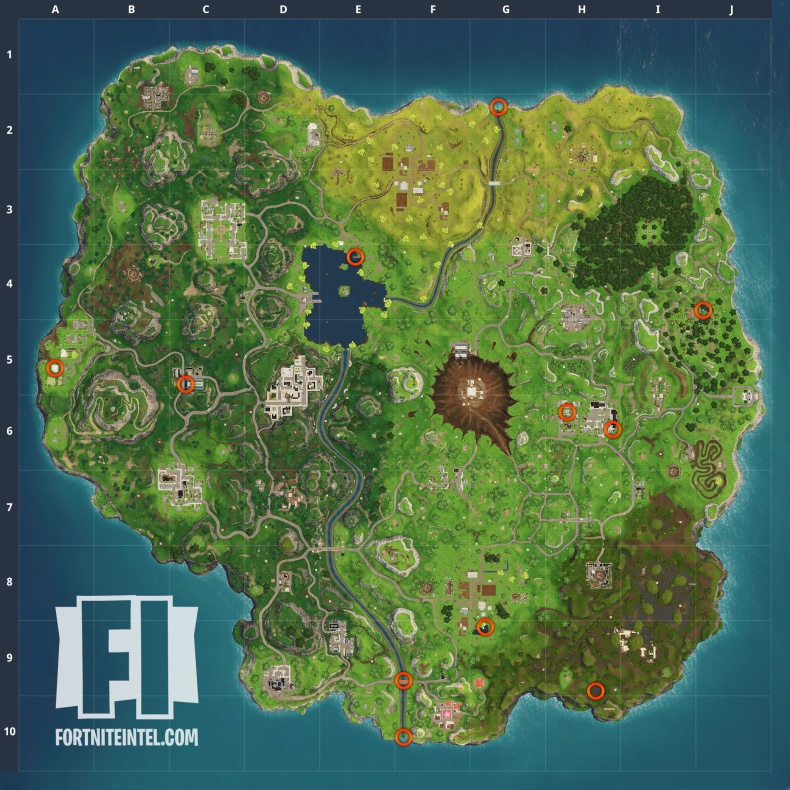 Fortnite Rubber Ducky map