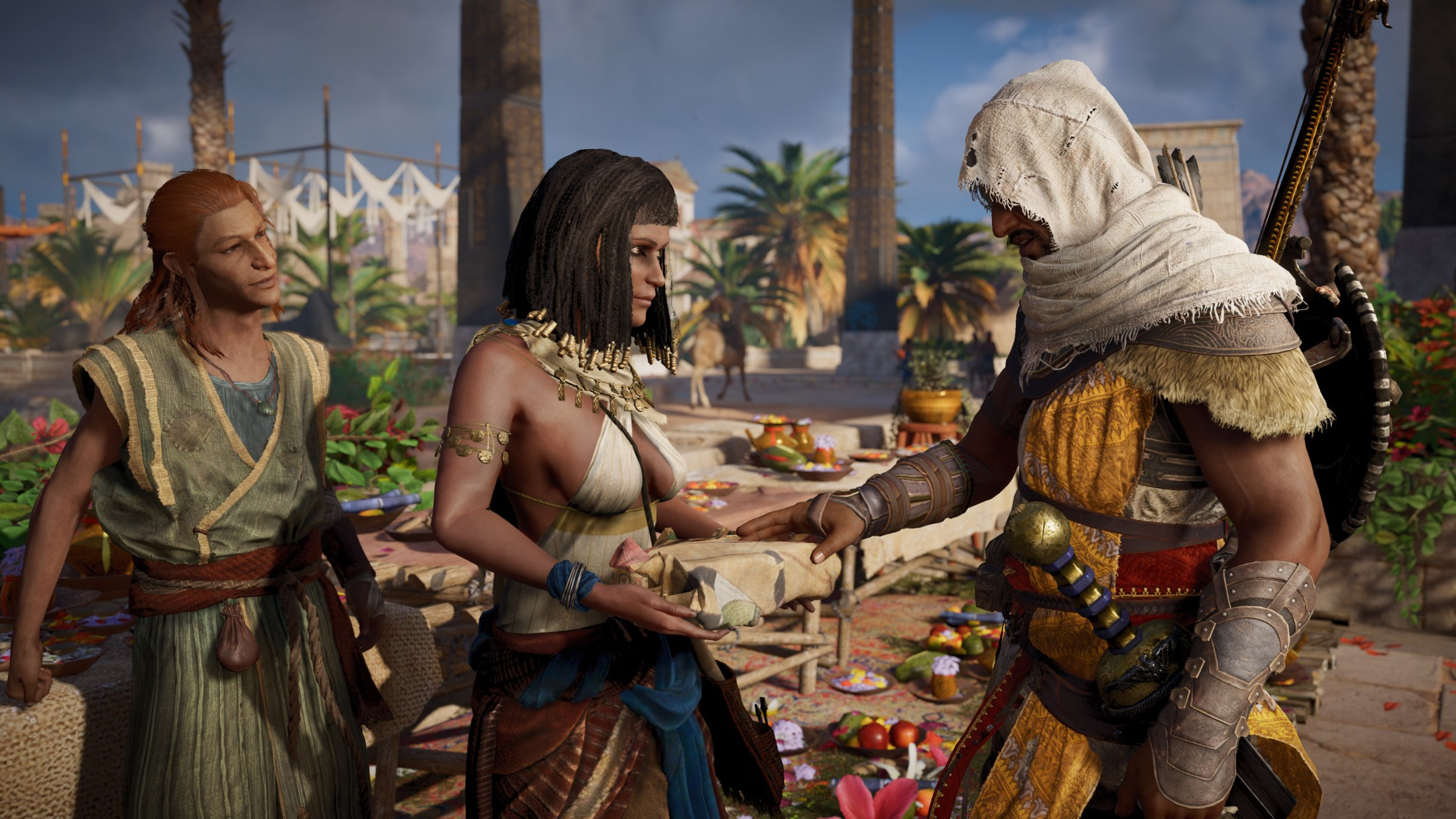 'Assassin's Creed Origins' 1.43 Update Live on PS4, Xbox ...