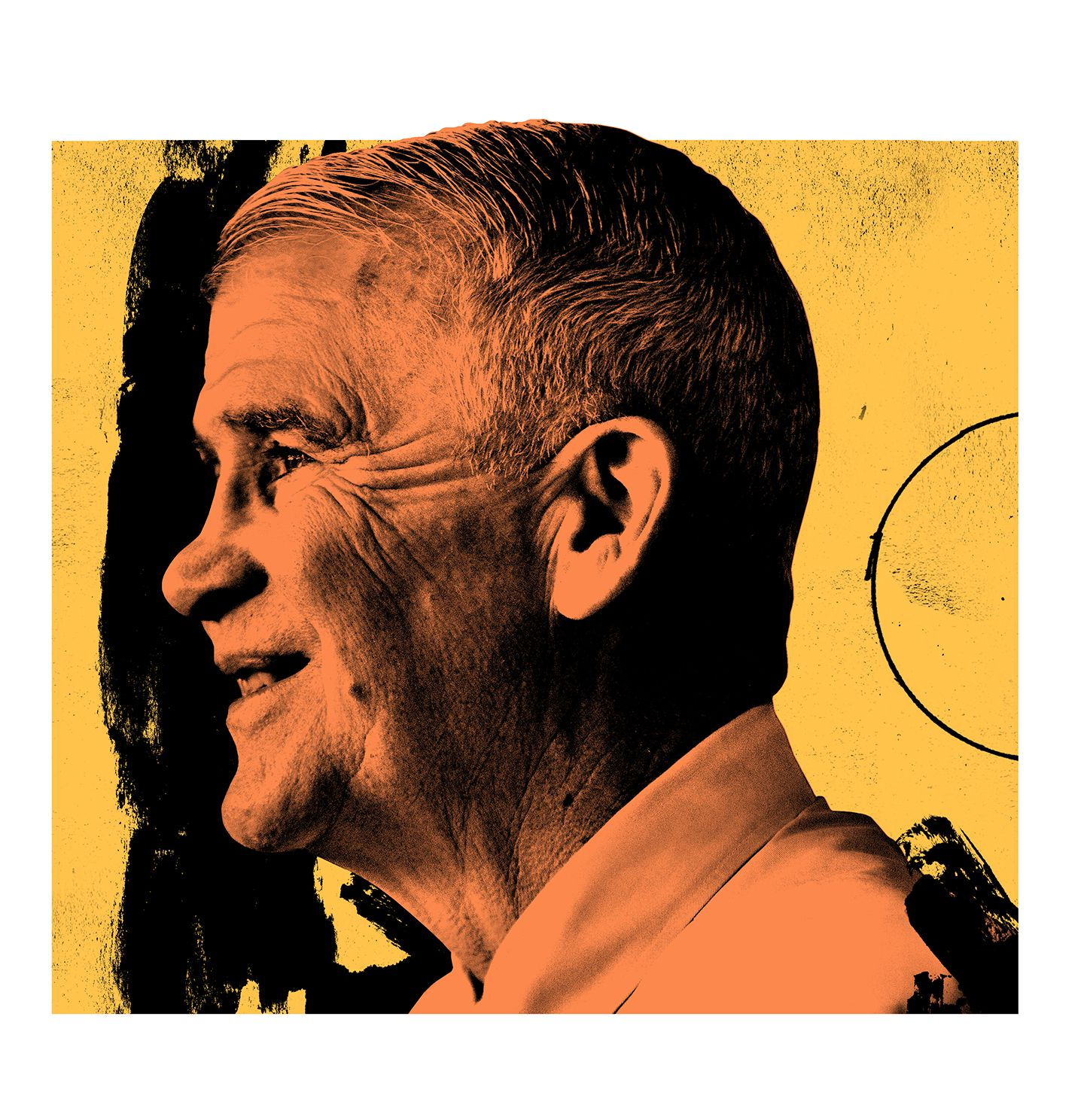 Ollie for President AN AMERICAN HERO Poster STILL WRAPPED//NEW NRA Oliver North