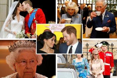 Weird Royal Facts Slideshow