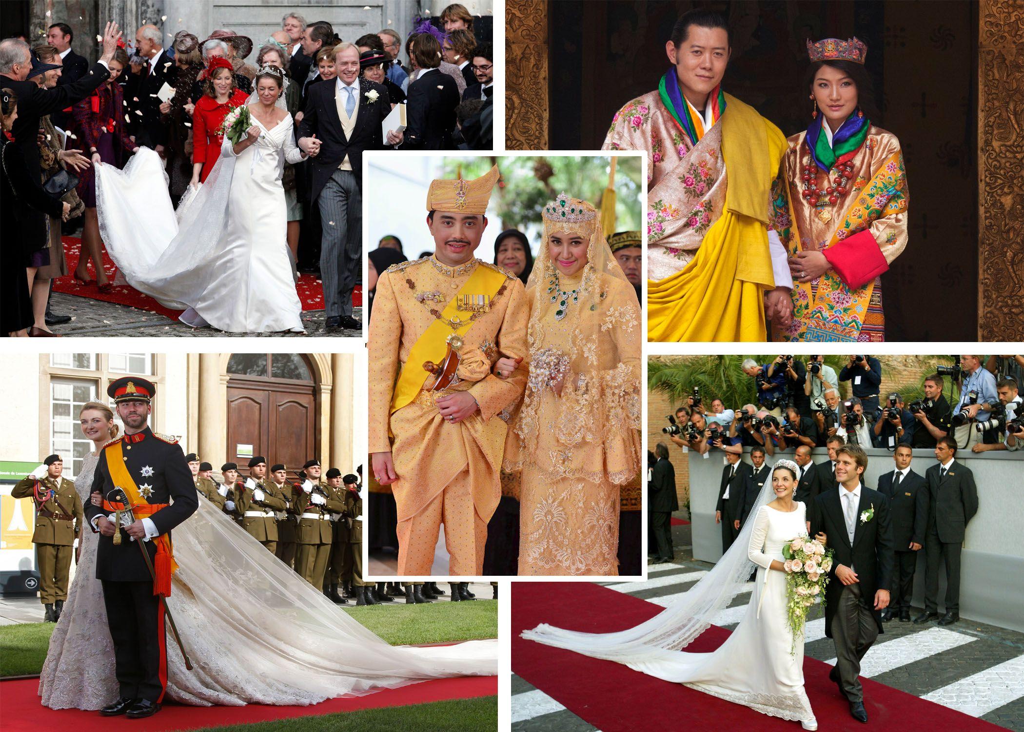 Royal Wedding Dresses Slideshow