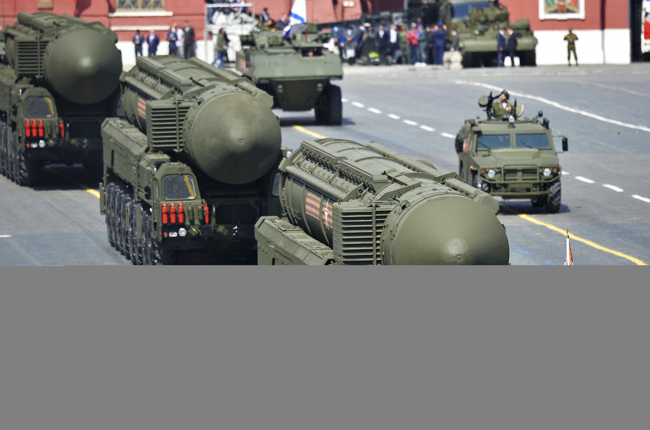 Russia to Deploy New Intercontinental Ballistic Missile Systems and Nuclear Bombers in 2018