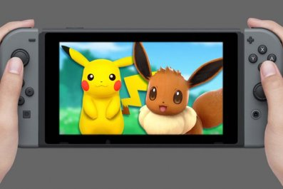 nintendo switch_pikachu_eevee_go pokemon