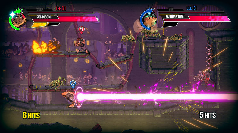 Speed Brawl_Screenshot 5