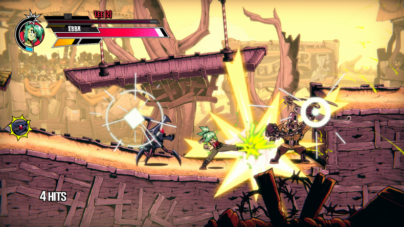 Speed Brawl_Screenshot 3