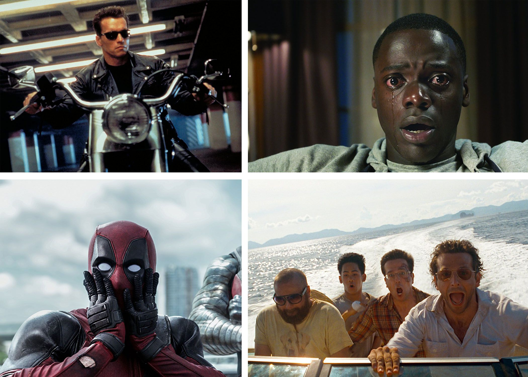 50 Highest-Grossing R-Rated Films of All Time