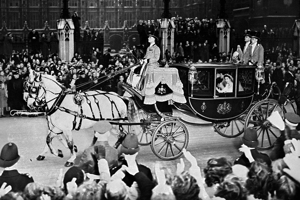 1947 b carriage