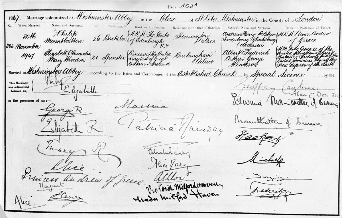 1947 certificate