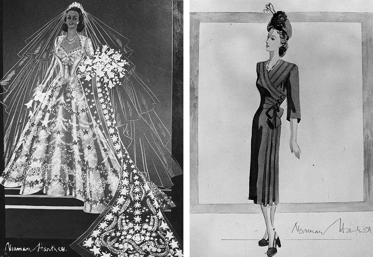 1947 dresses