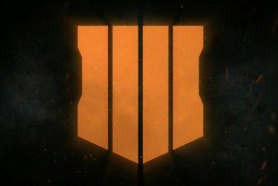Call of Duty black ops 4 logo stream