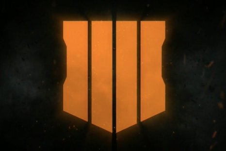 Call of Duty black ops 4 logo stream