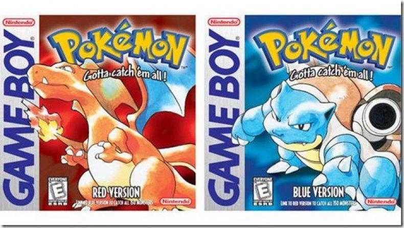 pokemon_red_green versions box art james turner Satoshi Tajiri Manga Reveals Four Unused Designs game freak