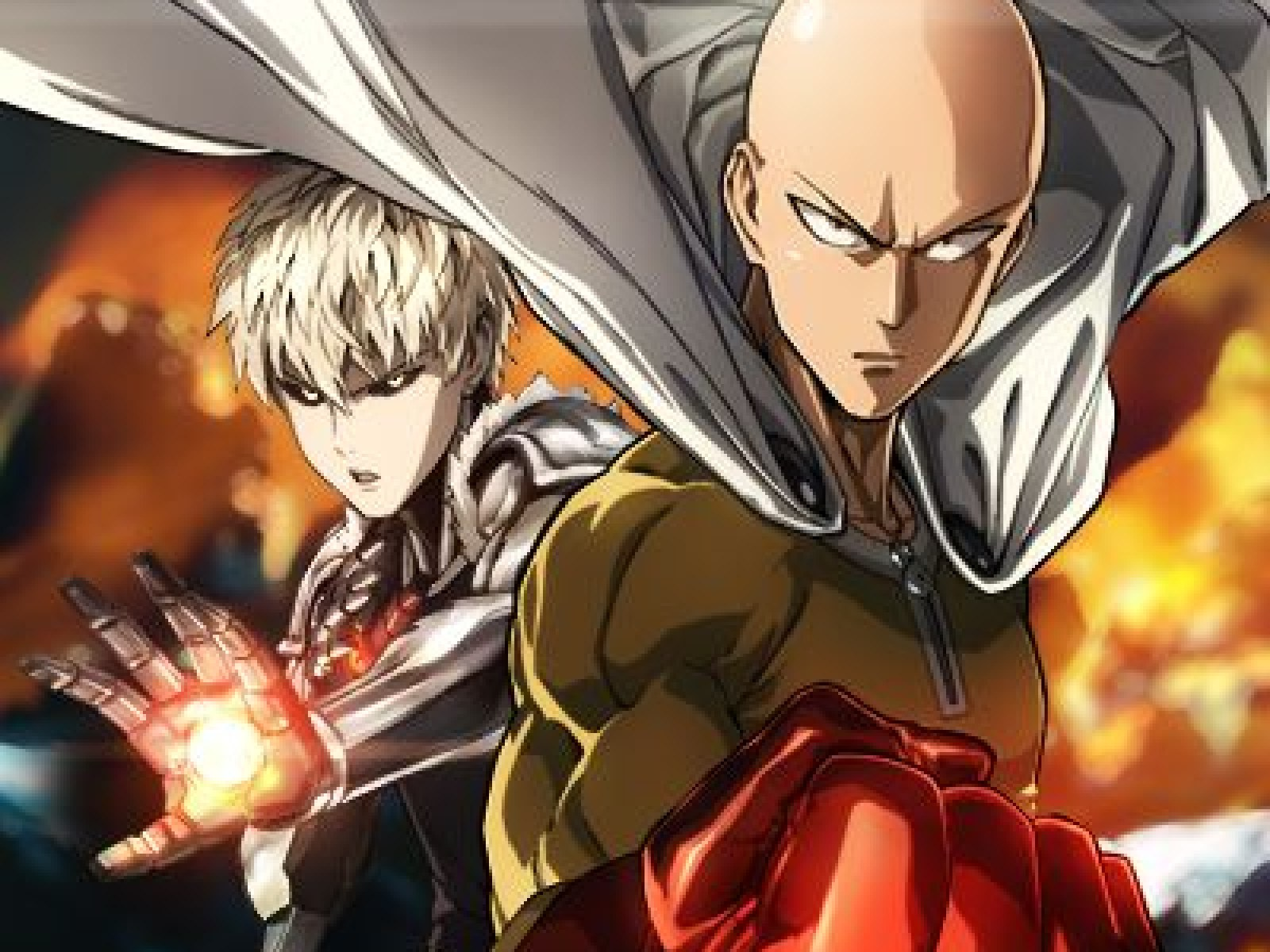 One-Punch Man' Season 2 Rights Acquired by Viz Media