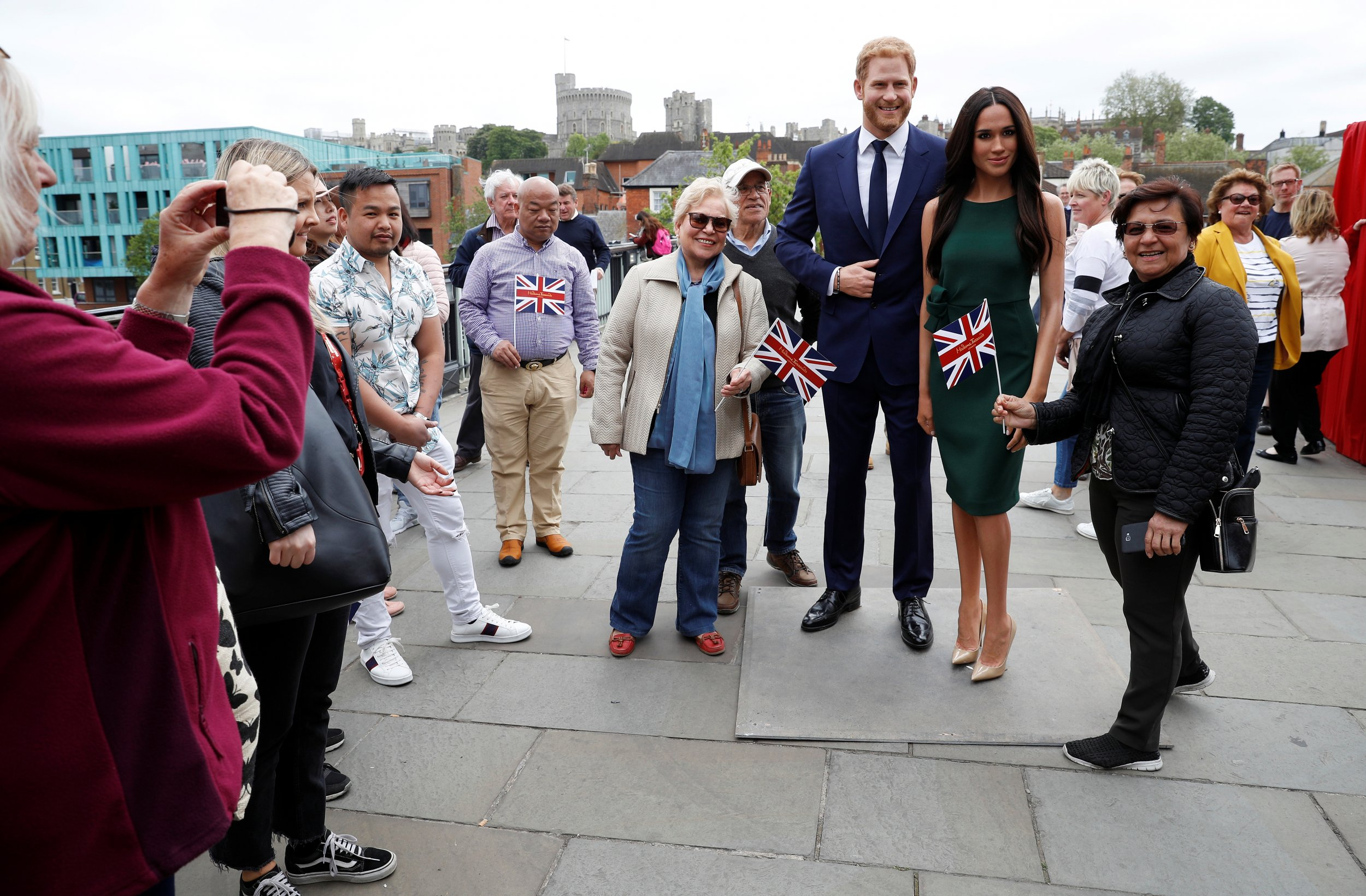 What Will Donald, Melania Trump Get Prince Harry and Meghan Markle for Royal Wedding Gift? White House Reveals Present