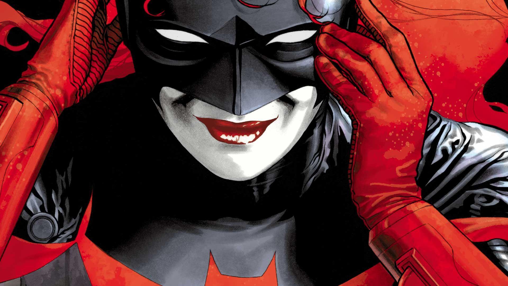 batwoman dc comics kate kane crossover arrow