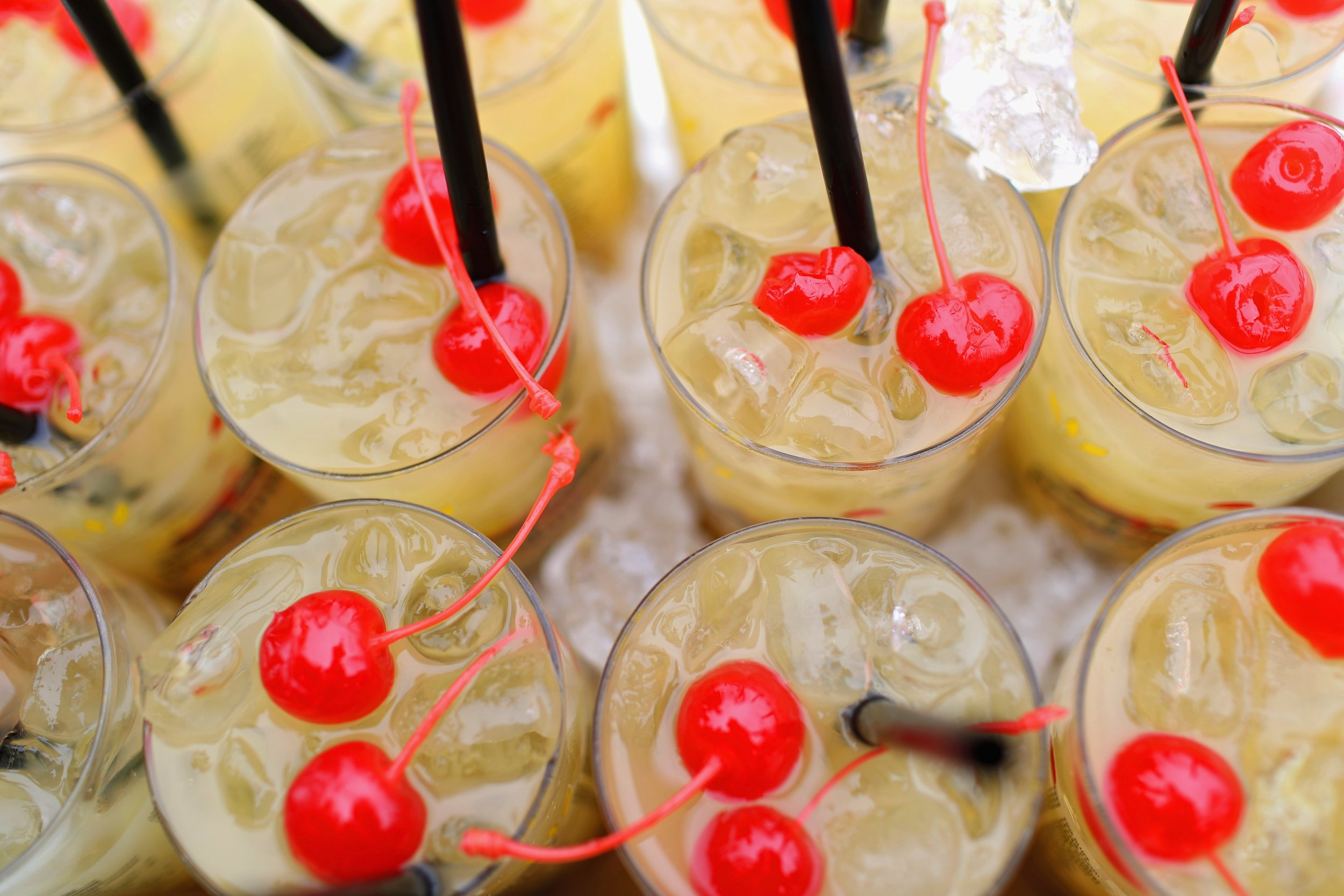 black-eyed susan drink