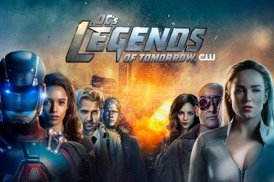 legends of tomorrow season 4 constantine cw