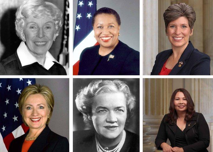 Every Female U.S. Senator Slideshow