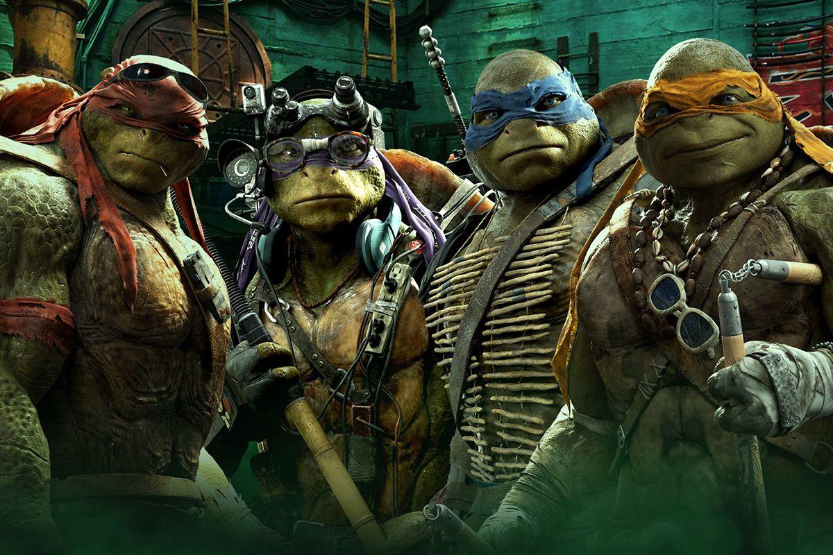 03 Ninja Turtles