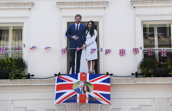 Samantha Grant is Hosting a Royal Wedding Watch Party