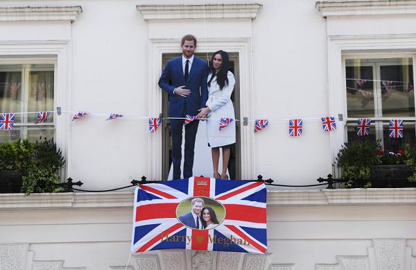 Samantha Grant is Hosting a Royal Wedding Watch Party