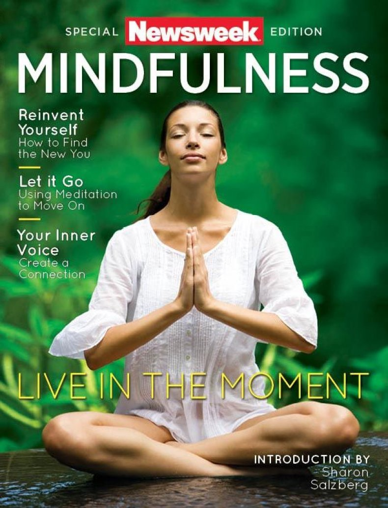Mindfulness Reprint Cover