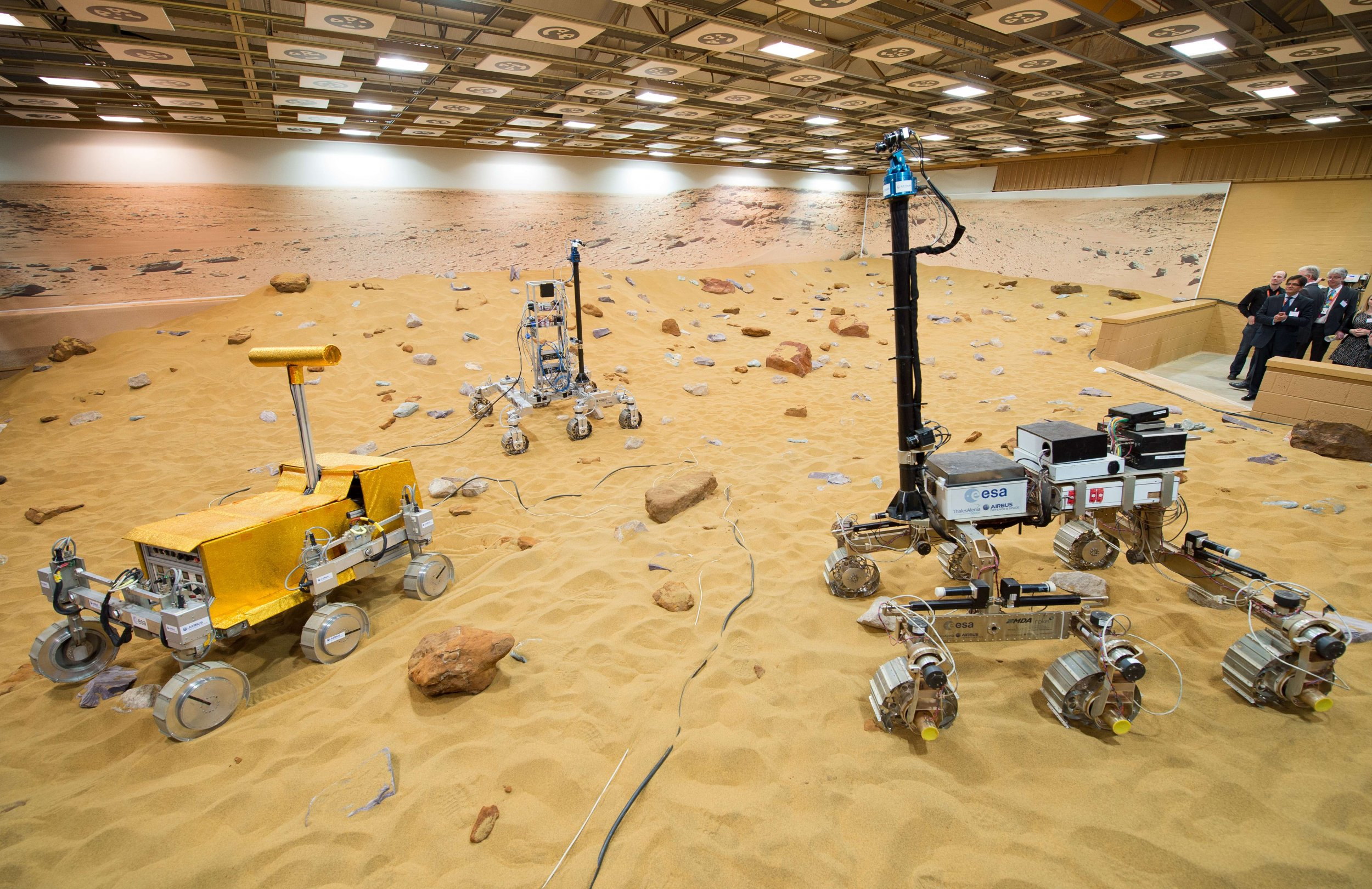 mars rover knocked out - photo #9