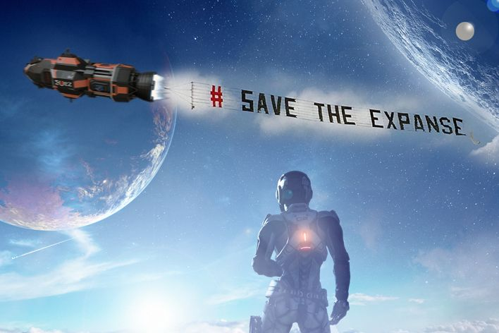 expanse amazon save show syfy cancelled
