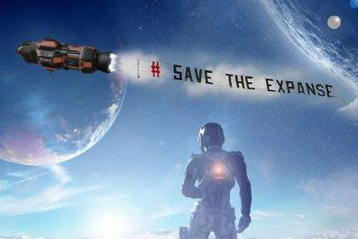 expanse amazon save show syfy cancelled