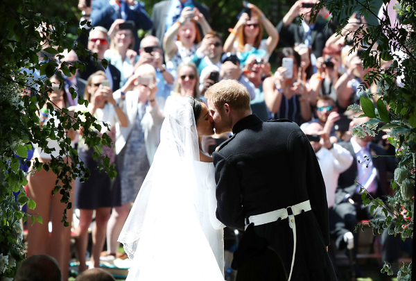 Prince Harry and Meghan Markle Royal Wedding