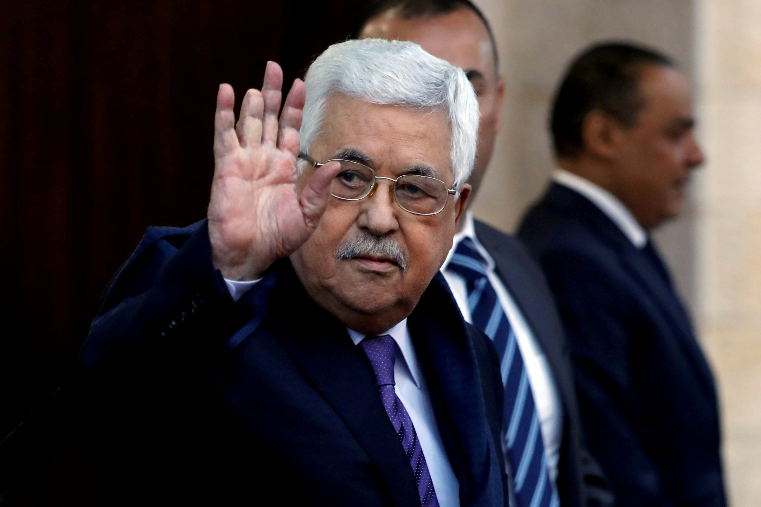 Who Is Mahmoud Abbas Palestinian Authority President