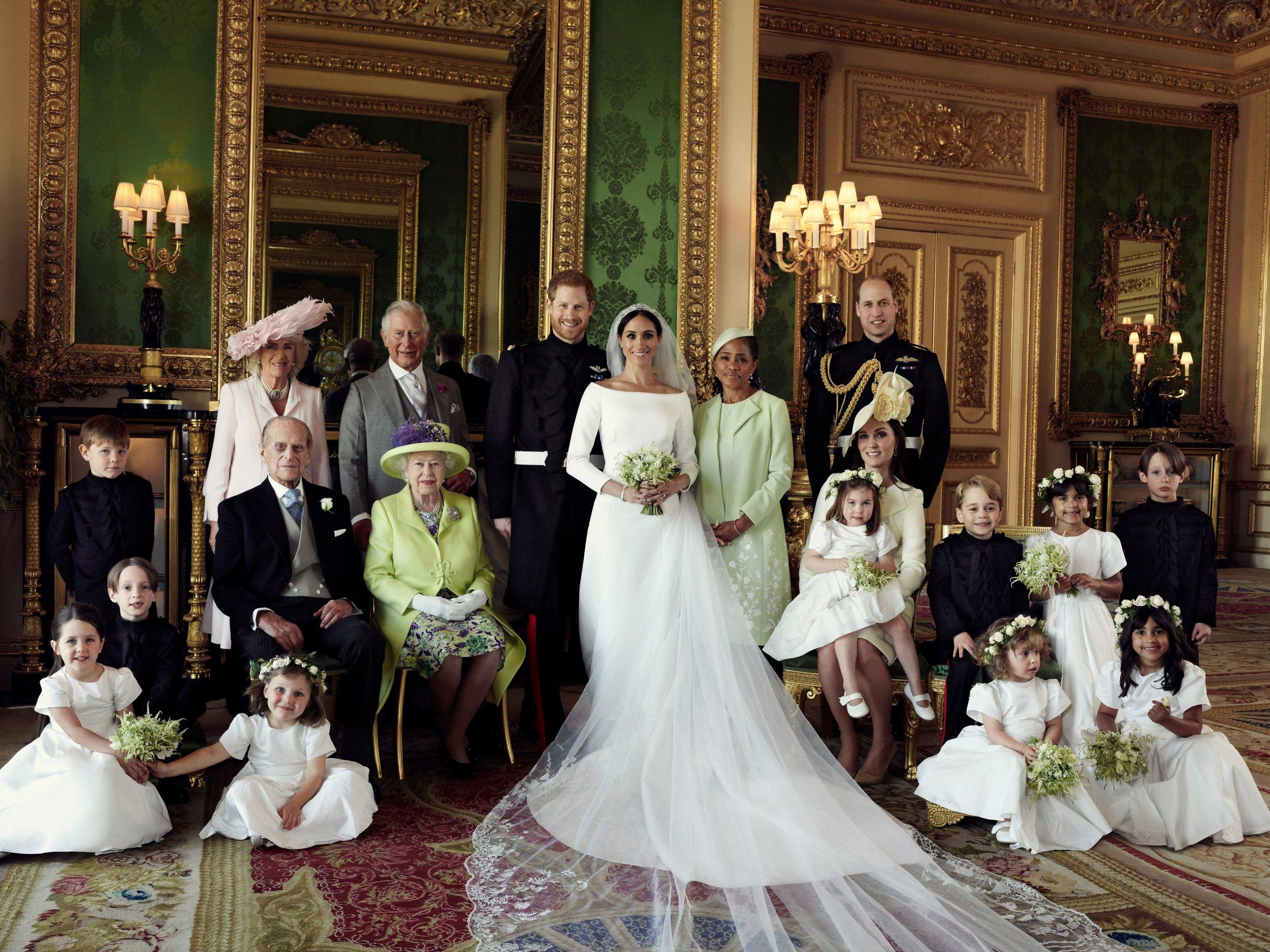 Real Weddings Zola: How To Buy Meghan Markle's Royal Wedding Dress