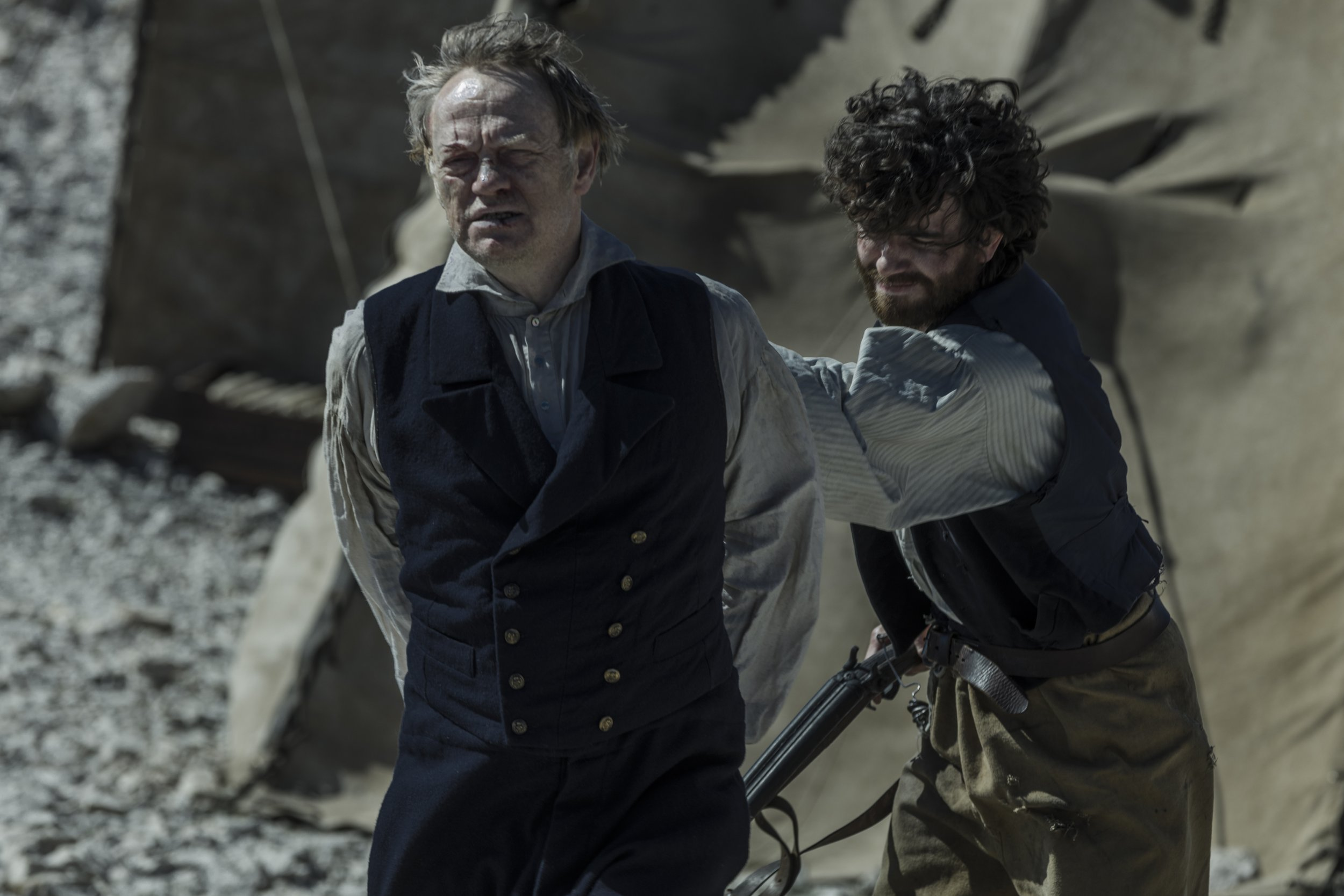 The Terror Finale We Are Gone Follows Goodsir Beyond